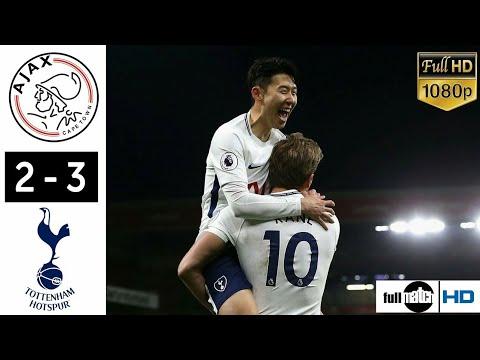 Hasil Bola Tadi Malam Ajax 2-3  Tottenham Hasil Liga champion 09-05-2019