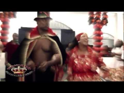 Festa de Tranca Ruas e Ciganinha - Pai Cosme do Ogun e Mãe Lindete de Xangô
