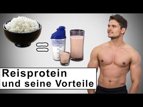 Wie gesund ist Reisprotein und wie gut ist es für den Muskelaufbau