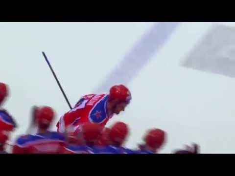 ЦСКА 2–1 «Автомобилист», Лучшие моменты матча
