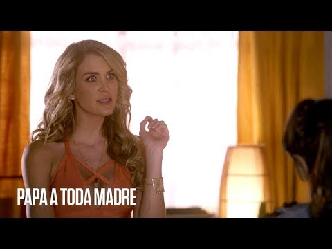 Papá a toda madre   Kika le advierte a Renée que Mauricio jamás se enamorará de ella (видео)