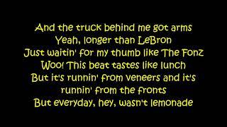 Download Lagu N.E.R.D. ft Rihanna - Lemons On Screen) Mp3