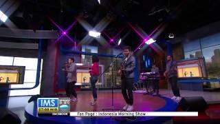 Performance HIVI! - Siapkah Kau 'Tuk Jatuh Cinta Lagi - IMS