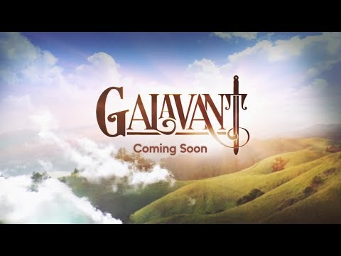 Galavant (ABC) Official Trailer (HD) 2014 ABC Premieres
