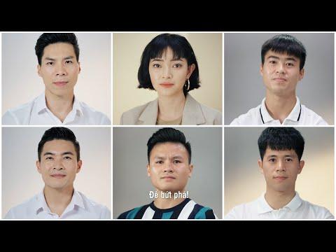 Giới Hạn Của Người Việt? - Quốc Cơ | Quốc Nghiệp | Châu Bùi | U23 Quang Hải | Duy Mạnh | Đình Trọng - Thời lượng: 4:43.