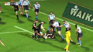 Chiefs v Force Rd.5 2016 | Super Rugby Video Highlights