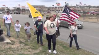 Killeen (TX) United States  City new picture : Open Carry Texas, First Walk, Killeen, Texas