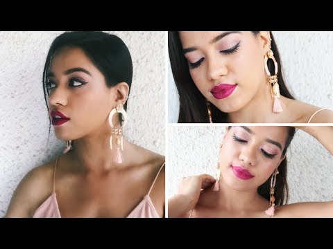Wet & Wild On Nykaa   First Impressions And Makeup Tutorial