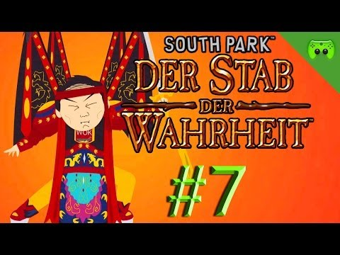 SOUTH PARK # 7 - Die wilde Horde «»  Let's Play Der Stab der Wahrheit| FULL HD