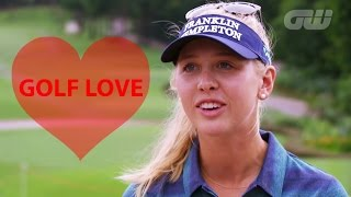 Jessica Korda: Why i Love Golf - And You Would Too