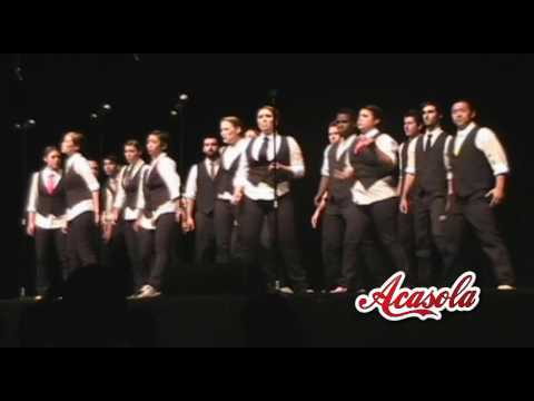 Acasola at ICCA West Semifinals 2009