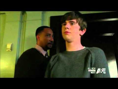 """""""Norman transforms into his mother"""" - Bates Motel Season 4 Episode 5"""