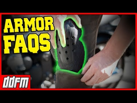 Motorcycle Armor Ratings Explained!
