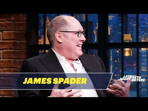 James Spader Went to Europe to Buy a VW Bus