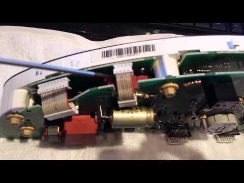 Part 1/5 Mercedes S-Class W220 Instrument Cluster Repair