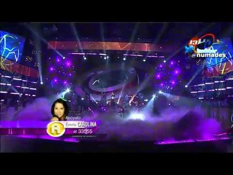 Carolina Soto- Listen oye  semifinal concierto 14  academia bicentenario
