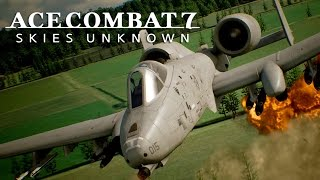 Ace Combat 7: Skies Unknown - трейлер