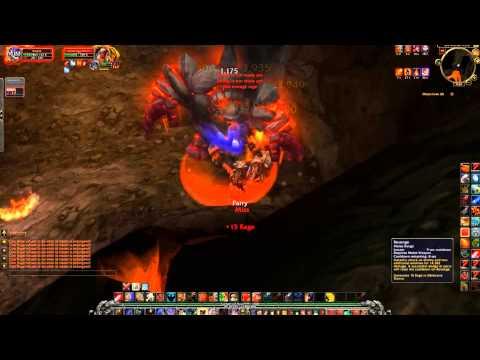 ThunderFury vs Golemogg the Incinerator HD (видео)