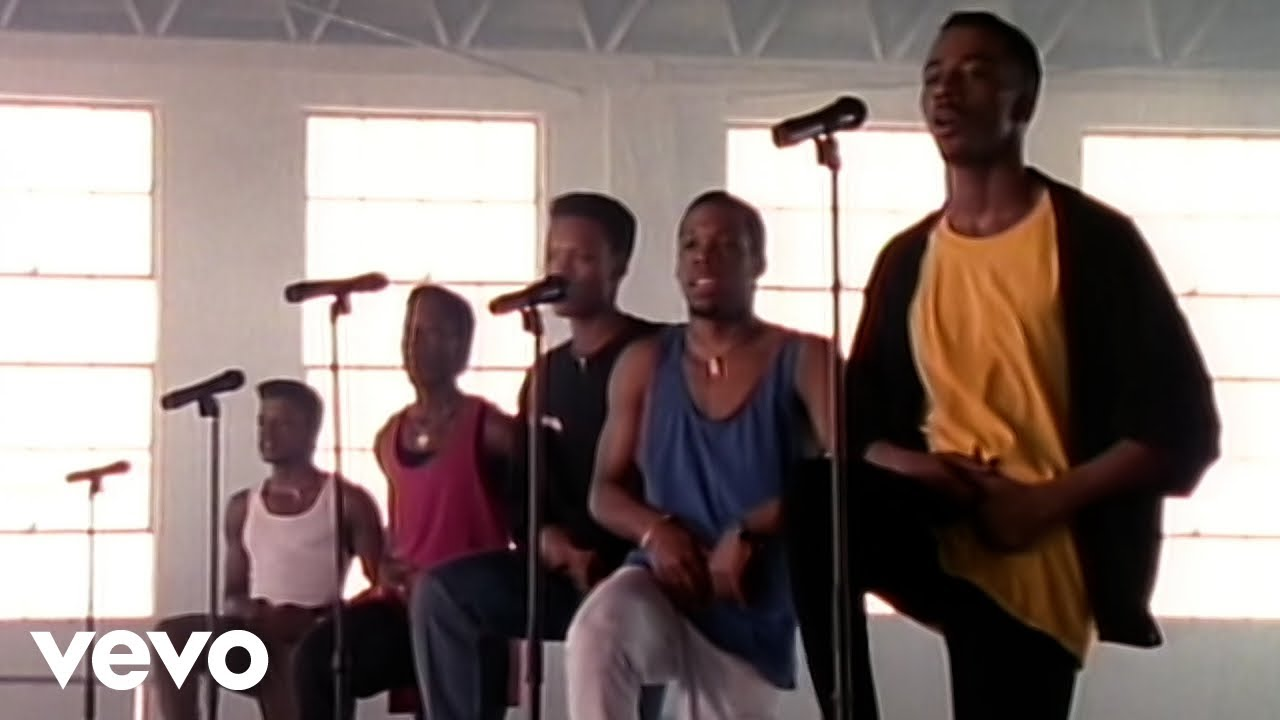 New Edition - If It Isn't Love (Official Music Video) - YouTube