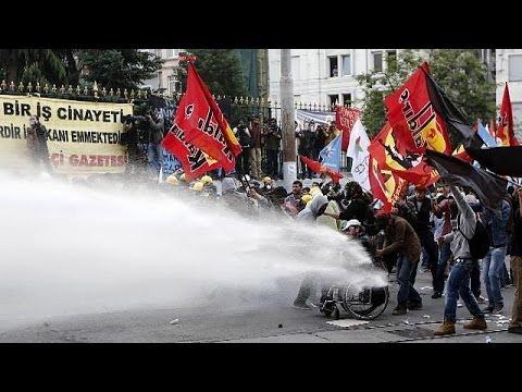 Drame de Soma : violences à Istanbul et Ankara