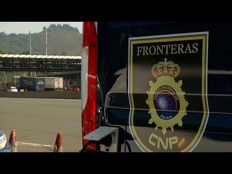 Γαλλία-Ισπανία: Η «Οδύσσεια» των μεταναστών στη μεθόριο…