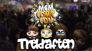 VIDEO: Trekraften @ Comic Con Stockholm 2016