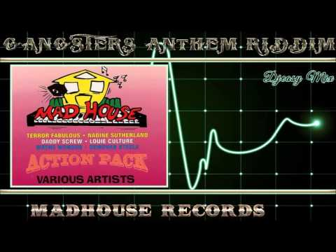 Gangsters Anthem Riddim Aka Full up Riddim 1994 [MadHouse Records] Mix By Djeasy