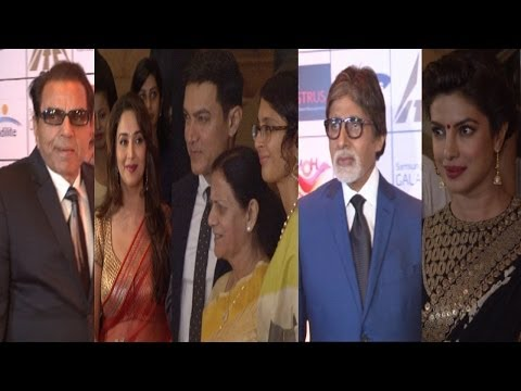 Amitabh,Aamir & Others At Mr Dilip Kumars Autobiography Launch