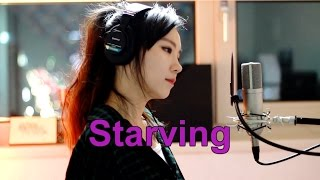 Hailee Steinfeld - Starving ( cover by J.Fla )