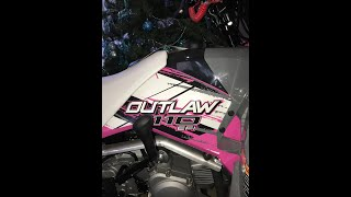 8. 2018 Polaris Outlaw 110cc Ride and Review