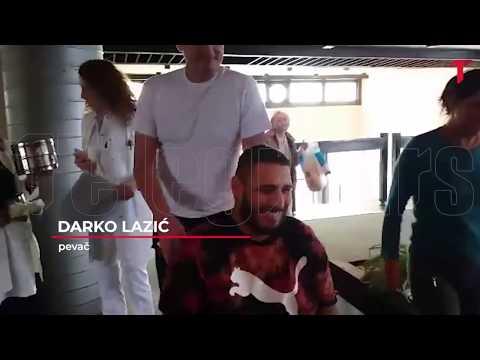 Darko Lazić dao je prvi video-intervju