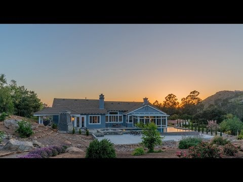 $1,399,000 ELEGANT SOUTHERN CALIFORNIA ESTATE  (Spectacular Sunset Views!) ~ Unbelievable Value