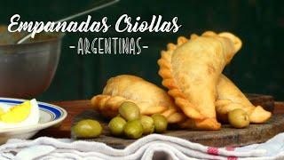 A - Cocina tradicional: empanadas criollas