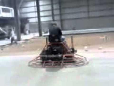 Helicoptero para pulir pisos videos videos - Como limpiar piso de cemento pulido ...