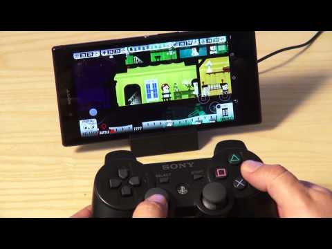 How to add Xperia™ device support for the DUALSHOCK™3 wireless controller in your Android™ game [video]