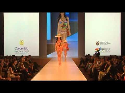 Pasarela industrial de Proexport en la Semana de Colombia en Nueva York