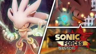 Sonic Forces - The Role of Silver the Hedgehog?