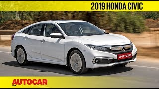 Video 2019 Honda Civic Diesel & Petrol   First Drive Review   Autocar India MP3, 3GP, MP4, WEBM, AVI, FLV Februari 2019