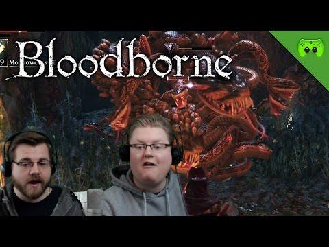 BLOODBORNE # 39 - Garstige Waldbewohner «» Let's Play Bloodborne Together | HD Gameplay