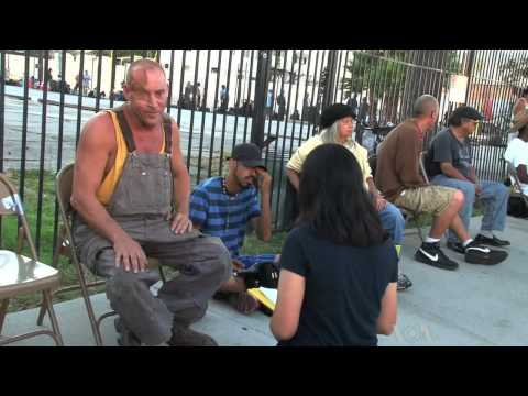 Student Street Clinic Helps Homeless