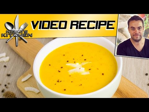 VIDEO RECIPE – PUMPKIN SOUP