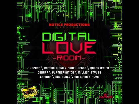 Digital Love Riddim - Notice Records - November 2012