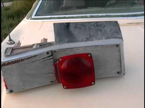 1978 Mercury Grand Marquis Taillight Repair