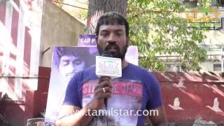 Aadhesh at Patra Movie Team Interview