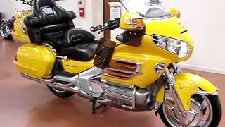 6. 2005 Honda Gold Wing GL1800