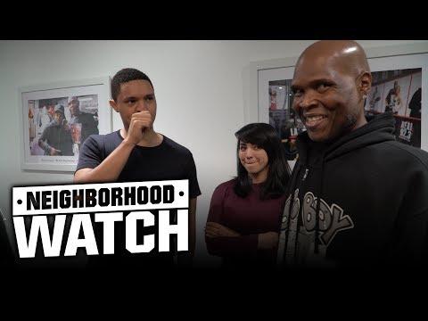 Why Don't You Take Your Shirt Off? | Neighborhood Watch