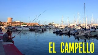 El Campello Costa Blanca Spain 4K