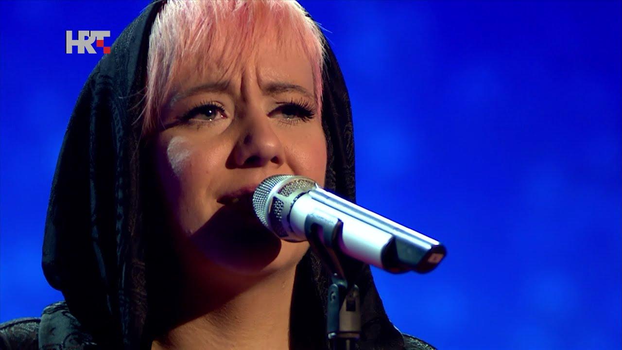 Nina Kraljić: Što te nema – The Voice of Croatia