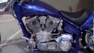 5. American Ironhorse Outlaw 2007 124CC