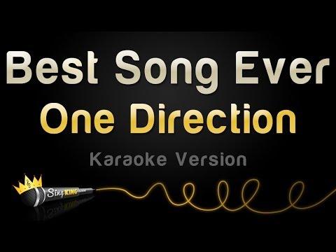 One Direction - Best Song Ever (Karaoke Version)